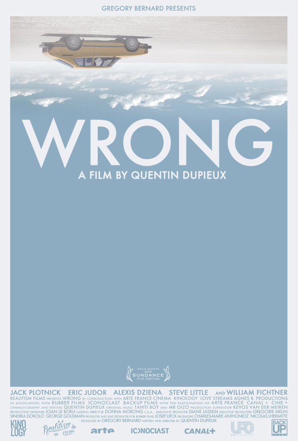 Wrong movie poster #movie #poster