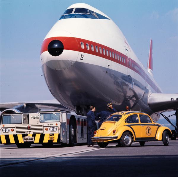 A kaleidoscope of aviation News #vw #plane #airport
