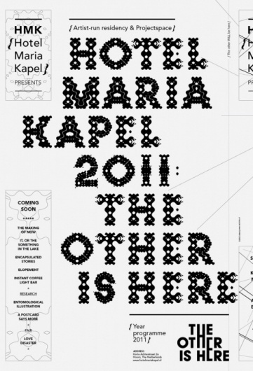 Tundra Blog   The blog of Studio Tundra. Creative inspiration mixed with the everyday.   Page 2 #design #graphic #typography