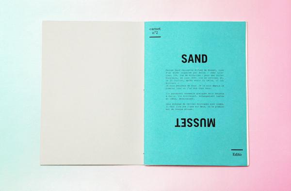 LETTERS Studio L'Étiquette #design #graphic