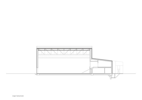 a f a s i a: Savioz Fabrizzi Architectes #drawings #structure #roofs #architecture #sawtooth #sections