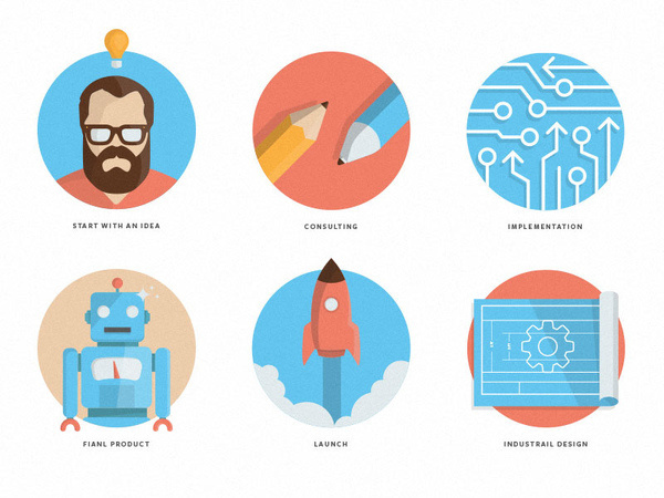 Icon Set #illustration #icons