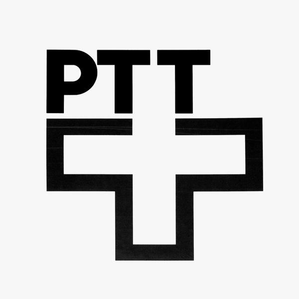 Martin Altenburger and Adrian Frutiger — PTT (1982) #logo