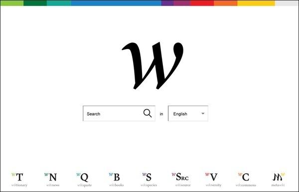 Wikipedia Redefined #wikipedia #redesign
