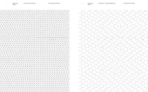 "sojamo tumble - Grid Index by Carsten Nicolai, 2009. ""Grid Index... #pattern #index #design #structure #grid #system #minimal"