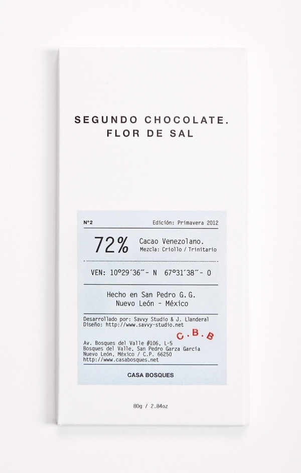 SAVVY STUDIO | Casa Bosques Chocolates #packaging #design #graphic #chocolate
