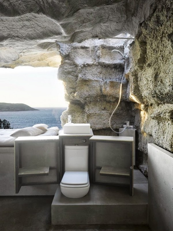Rockhouse 3 #rock #design #architecture #house