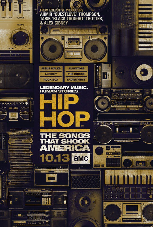 Click to View Extra Large Poster Image for Hip Hop: The Songs That Shook America