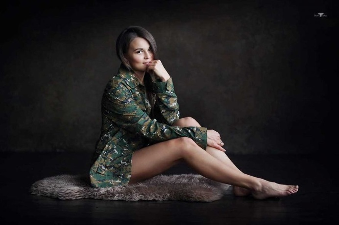 Beautiful Portrait Photography by Dmitry Arhar