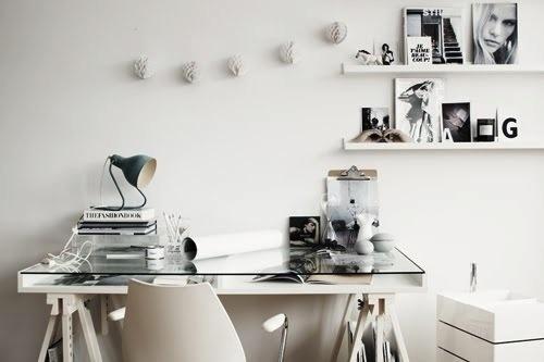 Lotta Agaton: Workspace x 3 #interior #design #decor #workspace #decoration #deco