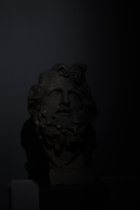 severafrahm_Pegasos_Aesthetics_Habitat_Christian_Haas_07 #black #statue
