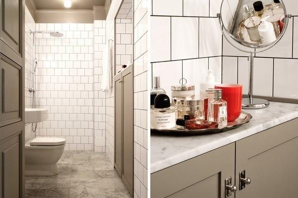 Ilse Crawford style Stockholm apt for sale emmas designblogg #interior #design #decor #deco #decoration