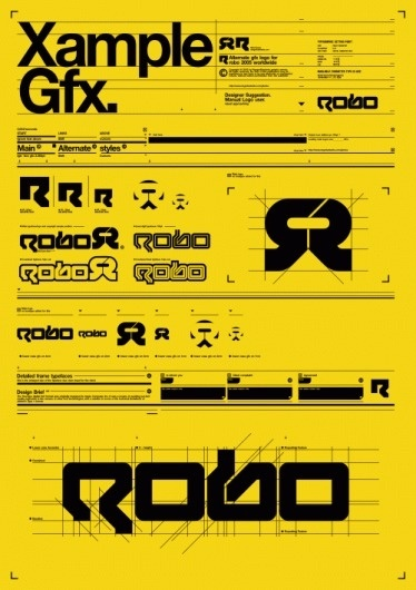 Robo clothing by ~machine56 #logo #machine56