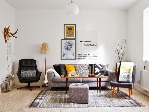 INTERIOR INSPIRATION : JAG ÄLSKAR SWEDEN. #interior #design