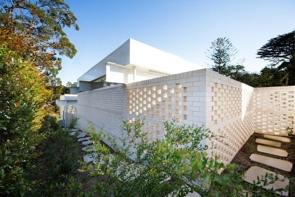 Stewart House by Chenchow Little Architects #modern #design #minimalism #minimal #leibal #minimalist