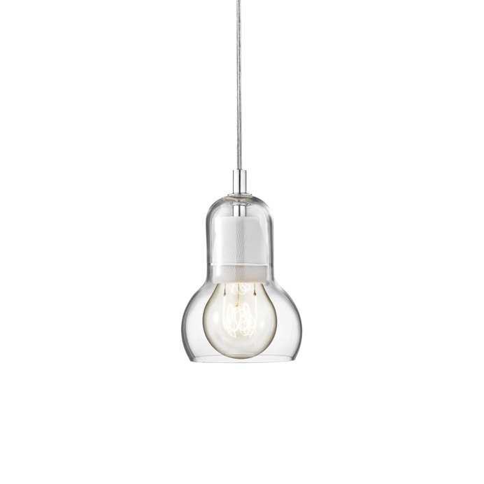 Bulb Pendant SR1 by Sofie Refer for &Tradition. #sofierefer #andtradition #bulb #pendantlamp #minimalism