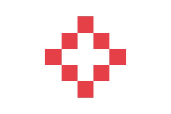 Croatian Institute for Health Insurance #logo #branding #identity #health #croatia