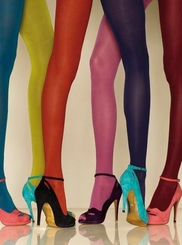 FFFFOUND! | Egyptian Sushi #shoes #color #legs #heels #high