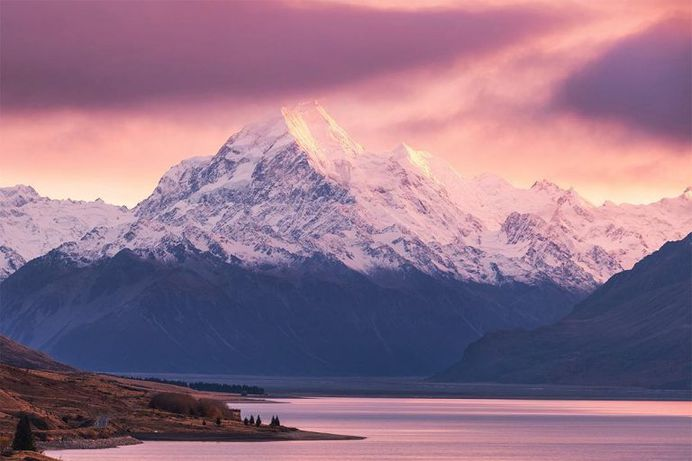 Amazing Nature Landscapes of New Zealand by Nick Crarer