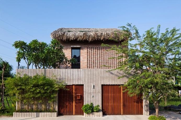 Tropical Suburb House