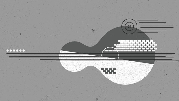 Been working on some gifs for fun. More coming soon. #guitar #illustration #gif