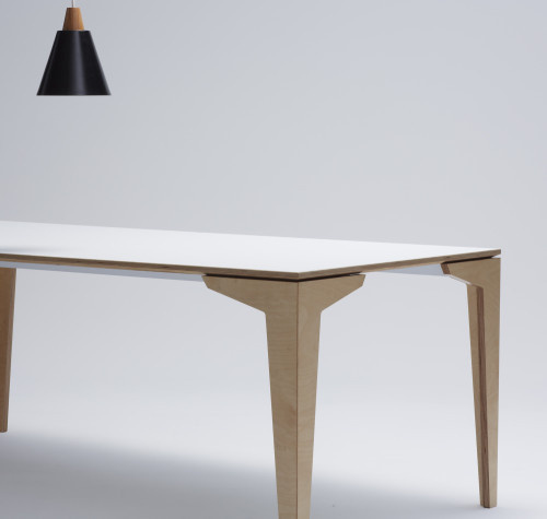 Floating Table by Tim Webber #minimalist #design #table #furniture