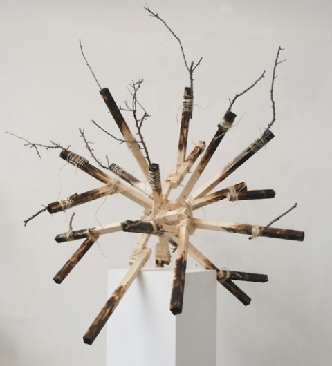 Michael Thomas Carey #sculpture