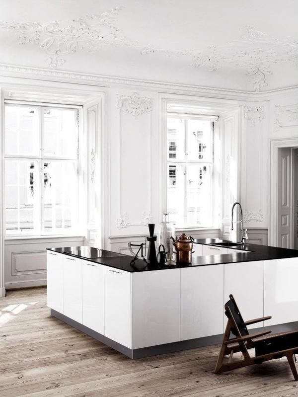 miss-design.com-minimalistic-kitchen-interior-2 #interior #design #decor #kitchen #architecture