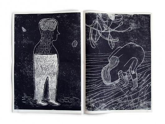 lunares : Isidro Ferrer #illustration #imagination #water
