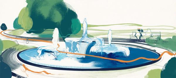 Hannay Robertson Andrew Archer #paint #illustration #archer #andrew