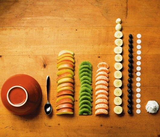 The Art of Clean Up: Sorting and Stacking Everyday Objects   Jeannie Huang #conceptual