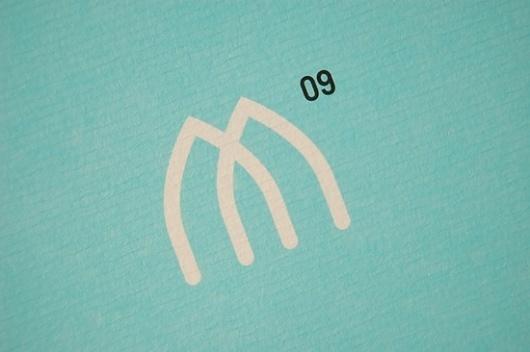 XXXII Semana Monástica : Hugo Fernández Rivera #logo #identity