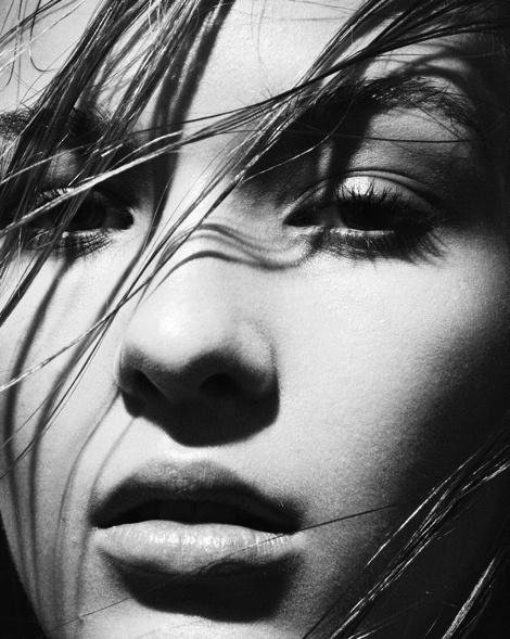 Elena Bartels by Ward Ivan Rafik for The Last Magazine #model #girl #photography #portrait #fashion