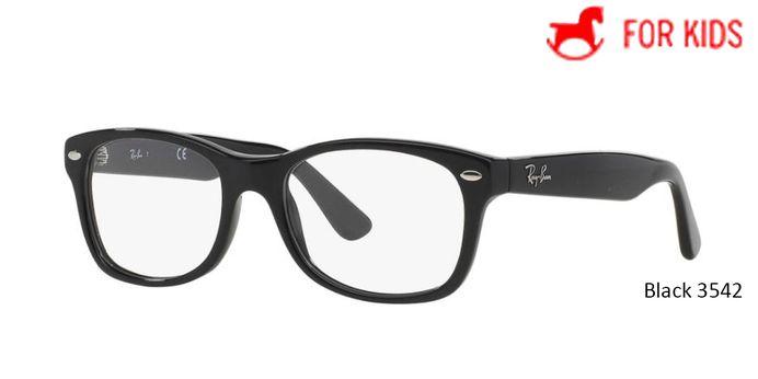 Black RayBan Eyeglasses ORY1528 - Black - Blue - Tortoise/Pink - Tortoise/Orange - Black/Red - Black/Light Blue.