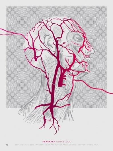 design work life » Base Art Co. Posters #illustration #design #anatomy
