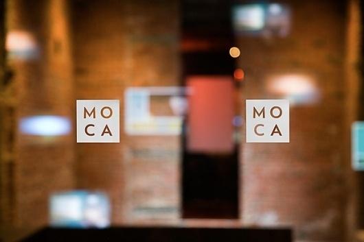 New Work: Museum of Chinese in America | New at Pentagram | Pentagram #pentagram #branding #moca