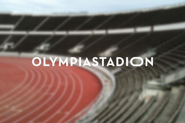 Olympiastadion by Safa Hovinen #logo #sports