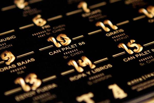 Tremendo Typography2 #gold #typography