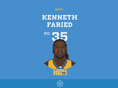 Alyoop of the Week #vector #page #ux #illustrations #web #one #nba #basketball #typography