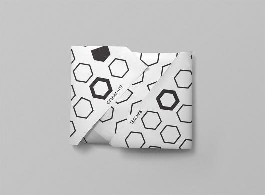 Bureau Bruneau #packaging