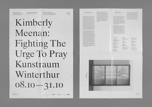 Hannes Gloor & Stefan Jandl | Gridness #grid #print #design #poster