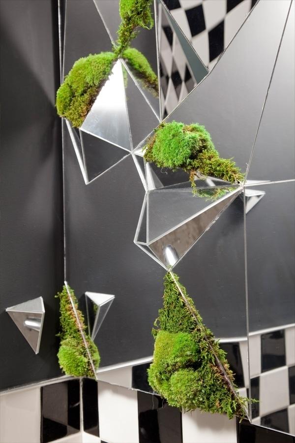 --RESTAURANT-- : Karim Charlebois-Zariffa #interior #design #karim #mirror #zariffa #accords
