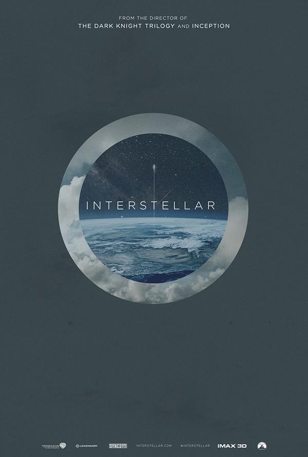 Posters by James Fletcher3 #inspiration #design #print #poster #creative #movie #film #interstellar #unique #space