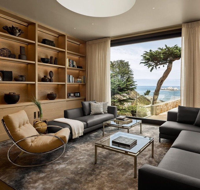 Carmel Highlands House / Studio Schicketanz