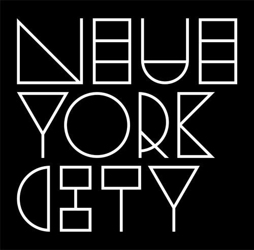 All sizes | Neue York City | Flickr - Photo Sharing! #type #nyc #logo