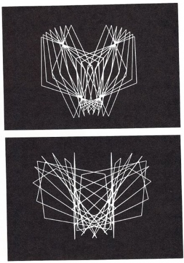 Artist and Computer - HERBERT W. FRANKE #pictures #pattern #computational #w #graphic #franke #1975 #phase #music #herbert