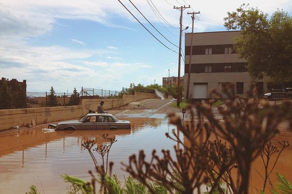 Oculog— Duluth Flood #photo #duluth #iphone #photography #flood