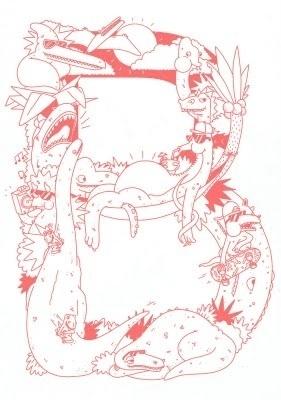 Dan Woodger Illustration #logo