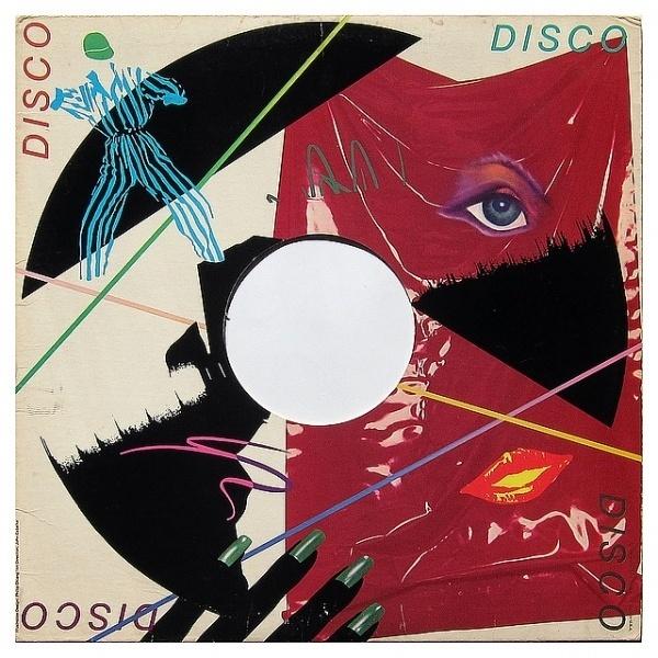 Disco Sleeves: Warner Bros/Sire   Flickr - Photo Sharing! #vinyl #illustration #sleeve