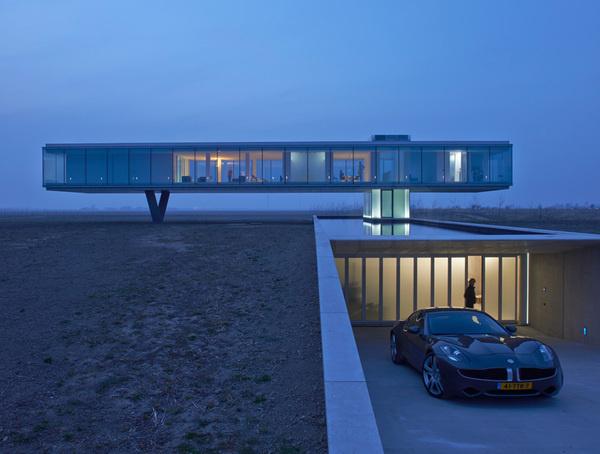 paul de ruiter architects villa kogelhof designboom #home